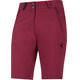 Mammut Runje Shorts Women red